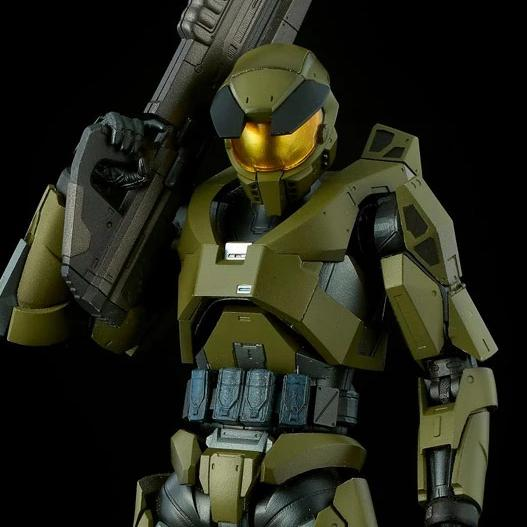 1000Toys RE:EDIT Halo Master Chief (Mjolnir Mark V) 1/12 Scale Figure