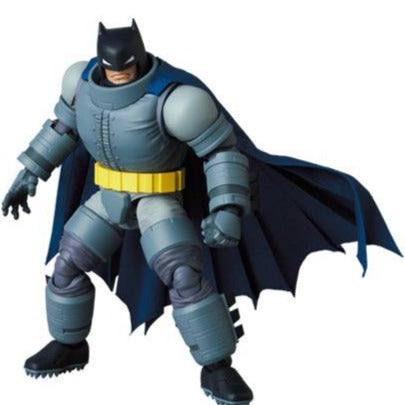 The Dark Knight Returns MEDICOM TOYS MAFEX ARMORED BATMAN