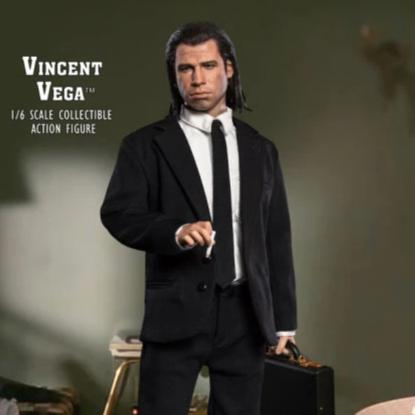 Star Ace Toys Pulp Fiction: Vincent Vega 1:6 Scale Action Figure