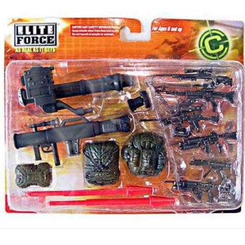 "BBI 1/18 Elite Force Combat Gear ""Assault"" and ""Recon"" set"