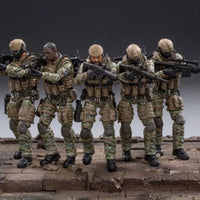Joy Toy U.S. Armed Forces Cavalry Regiment 1/18 Scale Set
