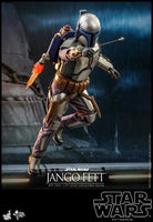 Hot Toys Star Wars: Attack of the Clones Jango Fett 1/6th Scale Collectible Figure
