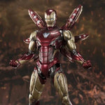 S.H.FIGUARTS AVENGERS ENDGAME FINAL BATTLE IRON MAN MK85