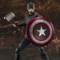 S.H.FIGUARTS AVENGERS ENDGAME FINAL BATTLE CAPTAIN AMERICA