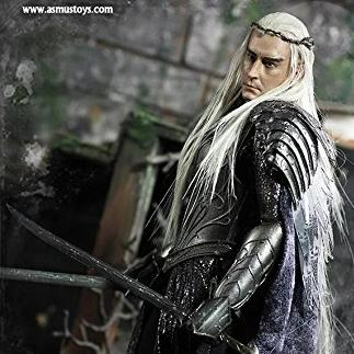 Asmus Toys The Hobbit Movie: Thranduil 1/6 Scale Action Figure