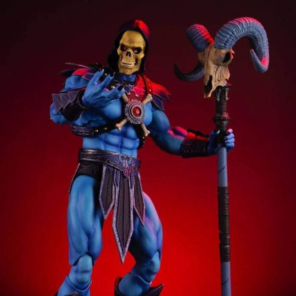 Mondo Masters of The Universe: Skeletor 1/6 Scale Collectible Action Figure