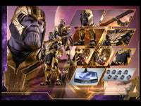 Hot Toys Movie Masterpiece Avengers: End Game - Thanos 1/6 Scale