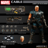 Mezco One:12 X-Men Cable