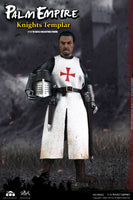 Coomodel PE002 Palm Empire Templar Knight 1/12 Scale Action Figure
