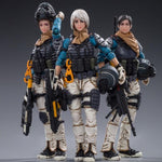 JOY TOY STARHAWK 12TH PERON PATROL 1/18 FIGURE 3PK