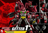 "Threezero Getter Robo 16"" Getter 1 Figure"