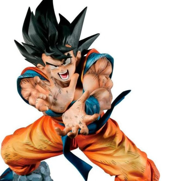 BANPRESTO DRAGON BALL Z Goku Super Kamehame-ha Premium Color Edition
