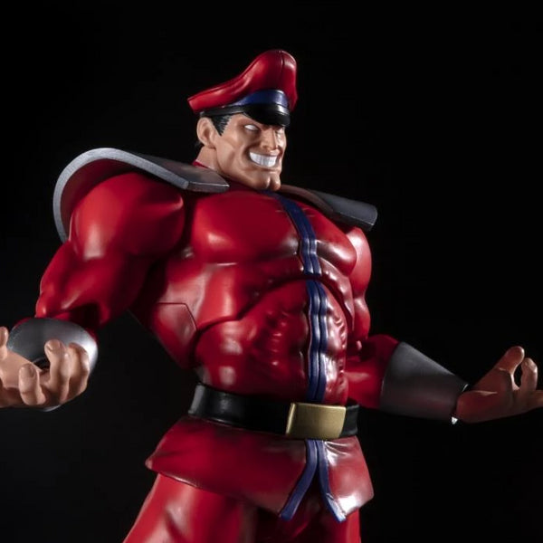 S.H.Figuarts Street Fighter M.Bison