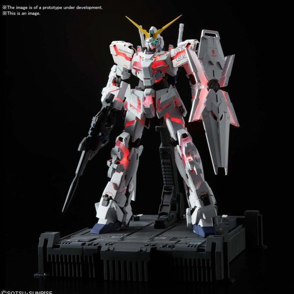 Gundam MGEX 1/100 RX-0 Unicorn Gundam (Ka Ver.) 40th Anniversary Model Kit