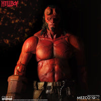 Mezco One:12 Hellboy