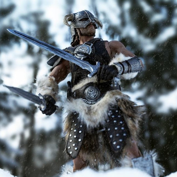 The Elder Scrolls V: Skyrim Dragonborn (Deluxe) 1/6 Scale Figure
