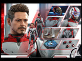 Hot Toys Movie Masterpiece Avengers: End Game -Tony Stark (Team Suit) 1/6 Scale