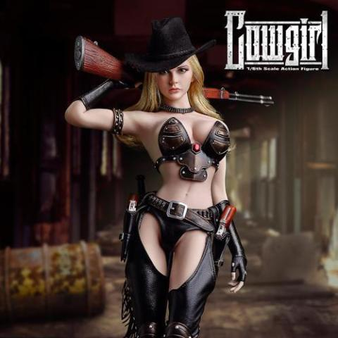 TBLeague Cowgirl 1/6 Scale Action Figure