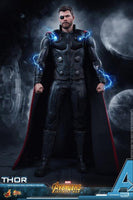 Hot Toys Avengers: Infinity War MMS474 Thor 1/6 Scale Collectible Figure