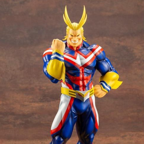 KOTOBUKIYA MY HERO ACADEMIA ALL MIGHT ARTFX J STATUE