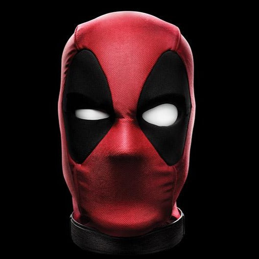 MARVEL DEADPOOL ELECTRONIC INTERACTIVE HEAD