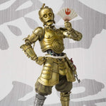 Star Wars Meisho Movie Realization Honyaku Karakuri C-3PO Action Figure
