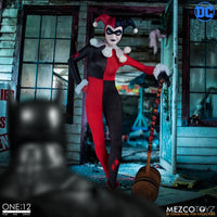 Mezco One:12 Harley Quinn Deluxe Edition