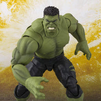 Bandai Tamashii Nations S.H.Figuarts Avengers 3 Infinity War Movie Hulk