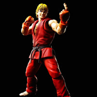 Bandai Tamashii Nations S.H.Figuarts Street Fighter Ken
