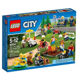LEGO City Town Fun in the Park City People Pack 60134