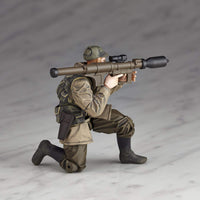 Kaiyodo Metal Gear Solid V: The Phantom Pain: RMEX-002 Soviet Soldier Action Figure