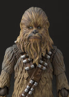 Bandai Tamashii Nations S.H.Figuarts Solo: A Star Wars Story Chewbacca