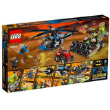 LEGO DC Comics Super Heroes Batman: Scarecrow Harvest of Fear 76054