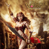 TBLeague Fighter Woman 1/6 Scale Action Figure