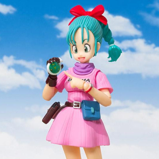 Bandai Tamashii Nations S.H.Figuarts Dragon Ball Bulma (Adventure Begins)