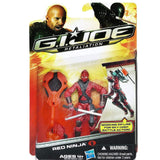 Hasbro GI Joe Retaliation Red Ninja