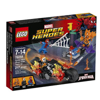 LEGO Marvel Super Heroes Spider-Man: Ghost Rider Team-up 76058