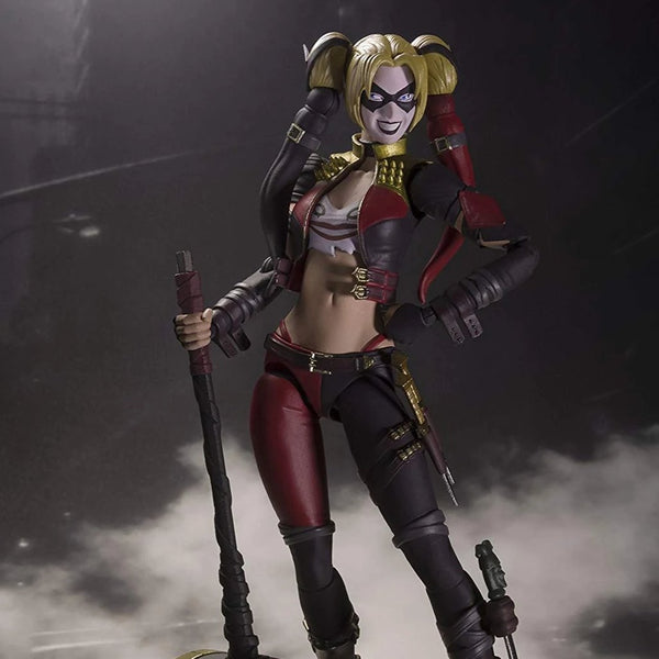 S.H.Figuarts Harley Quinn Injustice Ver. Action Figure