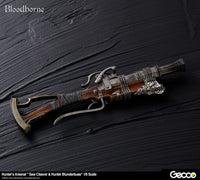 Bloodborne Hunter's Arsenal Saw Cleaver & Hunter Blunderbuss 1/6 Scale Accessory