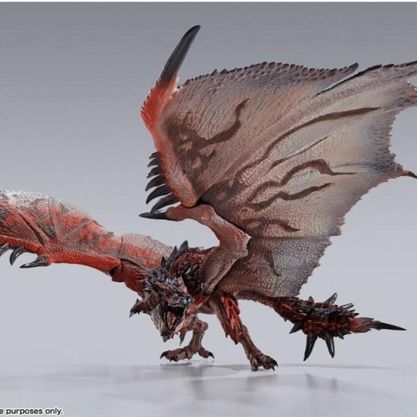 S.H.MonsterArts Monster Hunter Rathalos
