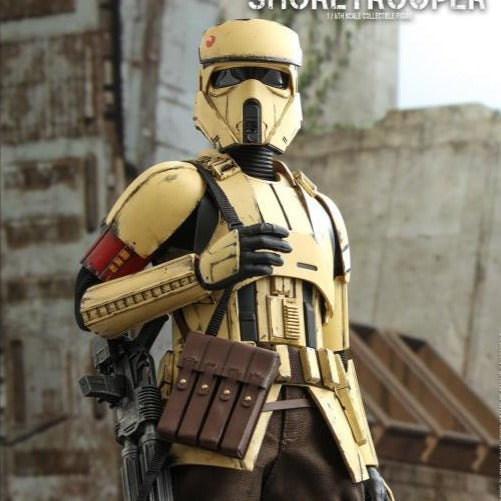 Hot Toys The Mandalorian Shoretrooper 1/6 Scale Collectible Figure