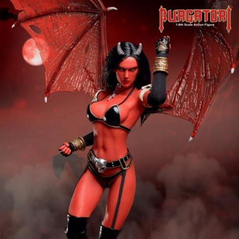 TBLeague Purgatori 1/6 Scale Action Figure