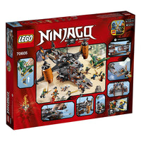 LEGO Ninjago Misfortune's Keep Playset 70605