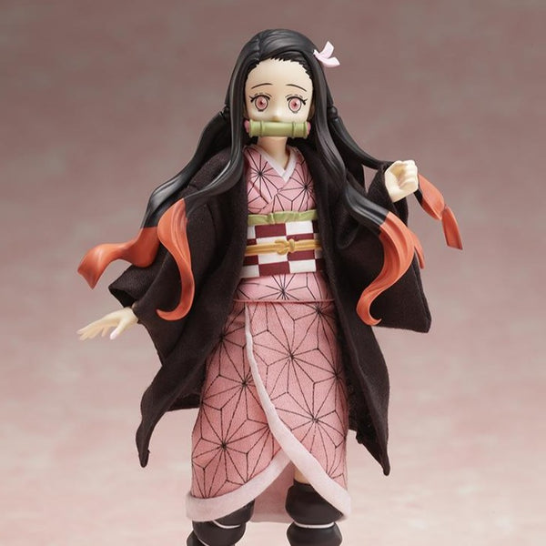 ANIPLEX Demon Slayer: Kimetsu no Yaiba BUZZmod. Nezuko Kamado 1/12 scale action figure