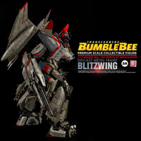 Threezero 3A Bumblebee Blitzwing Premium Scale Collectible Figure