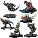 MONSTER HUNTER CAPCOM Capcom Figure Builder Monster Hunter Standard Model Plus Vol.15 (re-run) (Set of 6 Characters)
