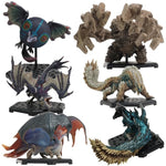 MONSTER HUNTER CAPCOM Capcom Figure Builder Monster Hunter Standard Model Plus Vol.17 (re-run) (Set of 6 Characters)