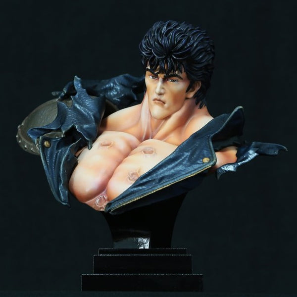 Kaiyodo Fist of the North Star Kenshiro Modelmaster Bust series