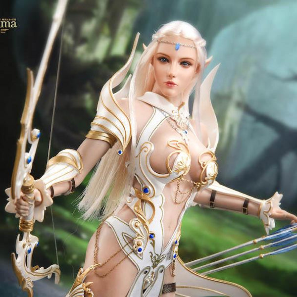Lucifer 1/6 Elf Queen Emma Armor Version