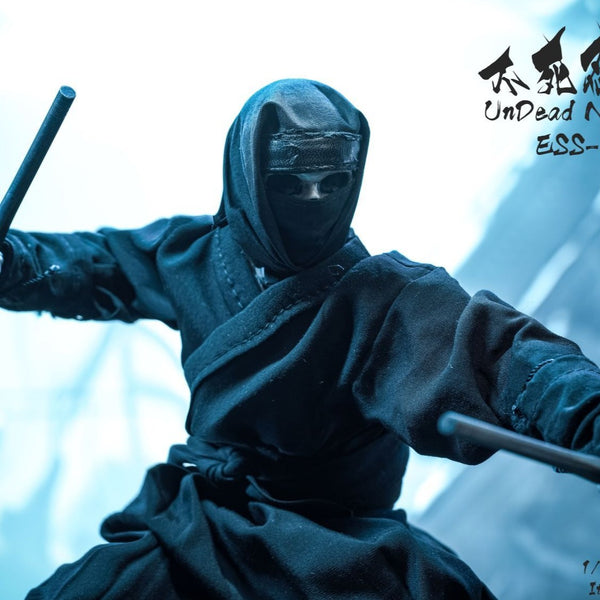 Undead Ninja Army Black Version 1/6